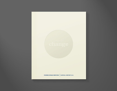 Pioneer Human Services annual report