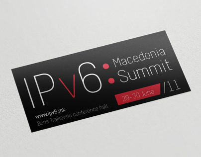 IPv6 Macedonia Summit