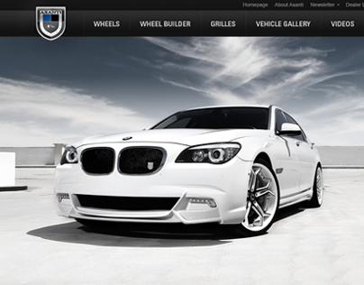 Asanti Wheels Website