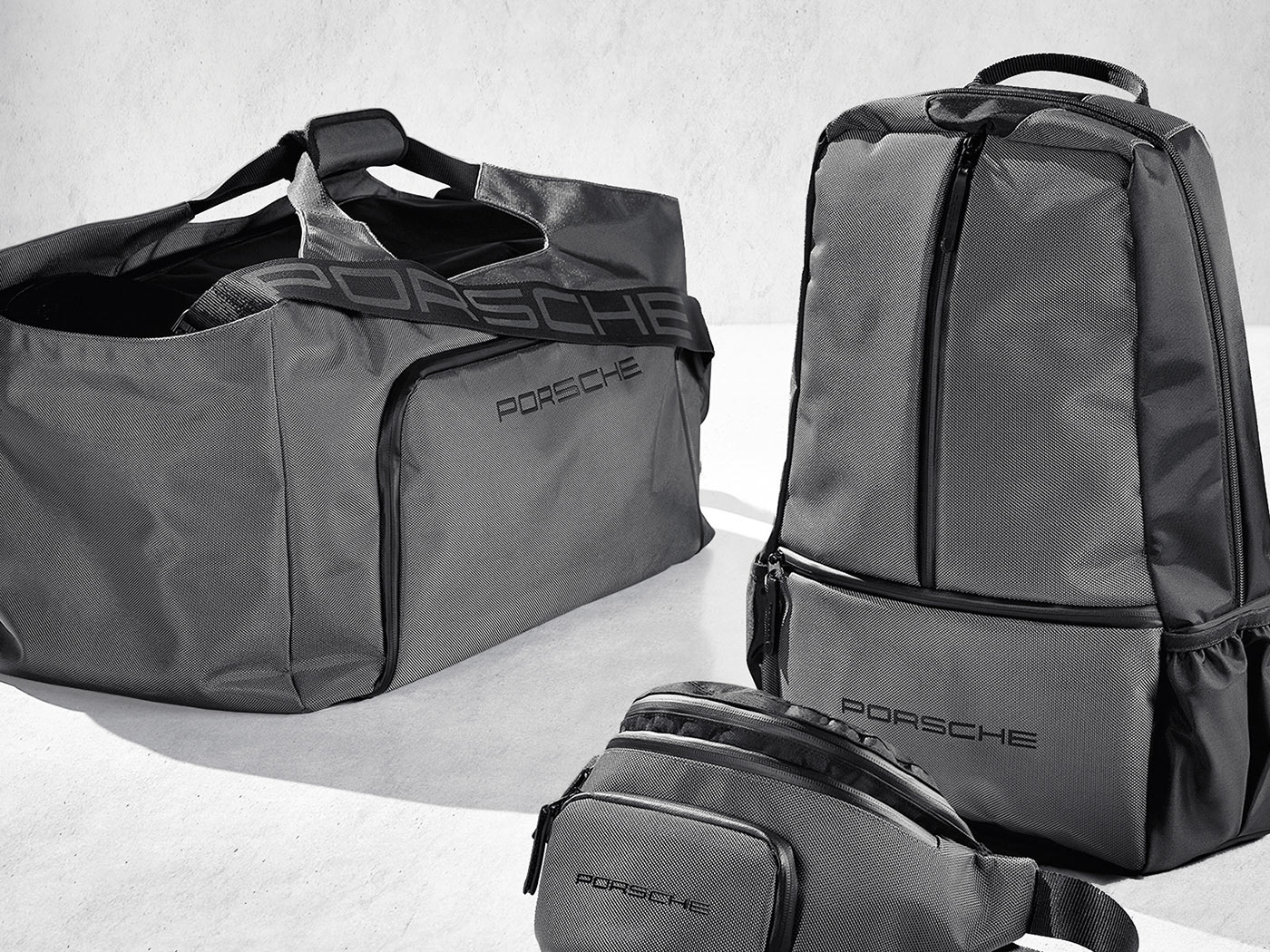 PORSCHE – PDDS Sports Luggage Collection