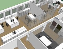 Office design concept