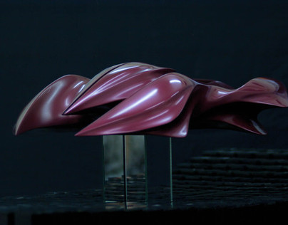 Aileron - Speedform Clay Model