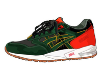 ASICS, 24 KILATES AND TIO PEPE PACK