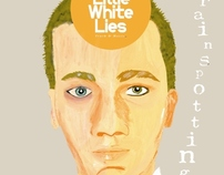 Trainspotting issue - Little White Lies