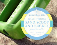 Pottery Barn Kids Beach
