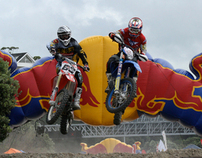 Red Bull City Scramble