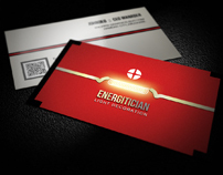 Energy Business Card