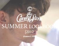 the CANDY STORE | MEN SUMMER LOOKBOOK 2012 ||BIRMINGHAM