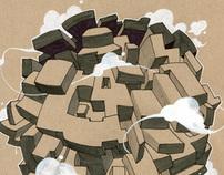 Sketchbook Dump 2003-2009
