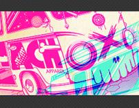xBleach Tour Promotion Banner Image