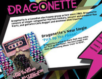 Dragonette Web Design