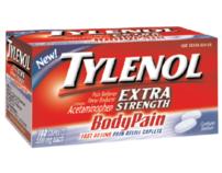 Tylenol Body Pain Packaging