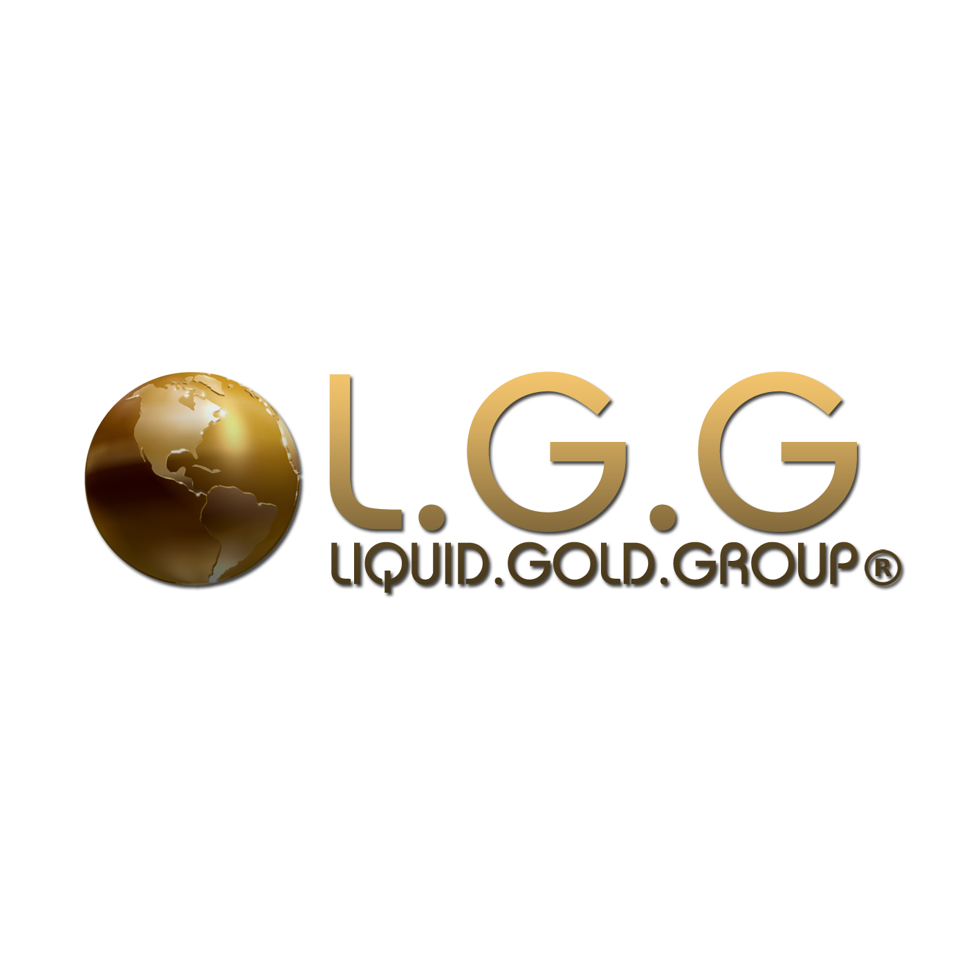 LIQUID GOLD GROUP LOGO DESIGN WORK