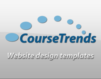 CourseTrends website templates