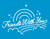 Friends With You - Characters