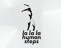 La la la Human Steps - pitch