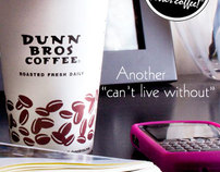 Digital Photography Dunn Bros. Coffee Ad