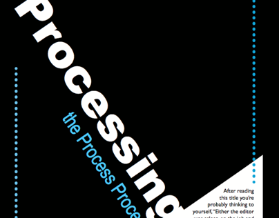 Magazine Editorial: Processing the Process Process