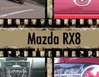 Mazda Rx8 Car Commercial Shots
