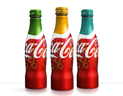 Package Design/ Branding Class Coca Cola Rio/Olympics