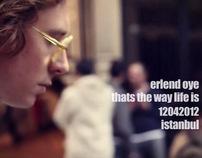 Erlend Oye // Acoustic in Istanbul