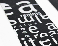 Realms Book Design