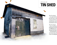 Patagonias Tin Shed