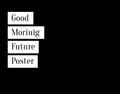 Kalimera Mellon - Good Morning Future
