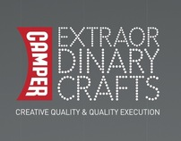 Extraordinary Crafts - Camper