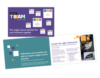 Corporate Single Source Brochure