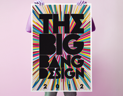 THE BIG BANG DESIGN 2012