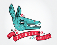 The Painted Burro