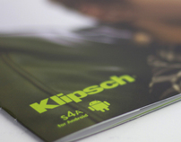 Klipsch Image S4A Headphone Brochure