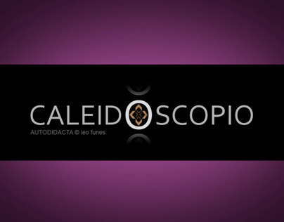 CALEIDOSCOPIO - parte 3/part 3/ partie 3