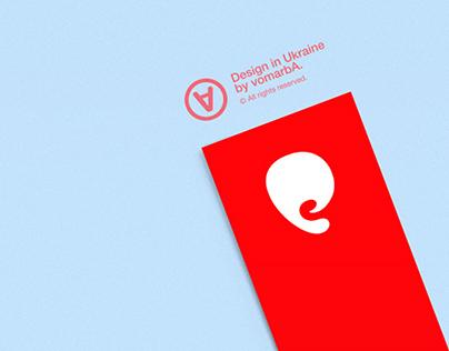 vooho.com.ua / logo / web