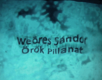 Weöres Sándor - Örök Pillanat (motion typography)