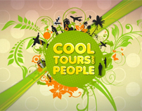 Cool Tours & People graphic package