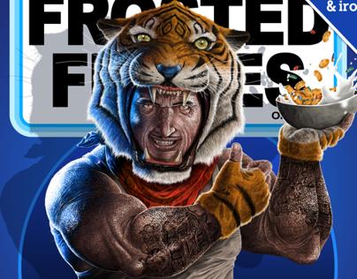 Tony - Cereal series
