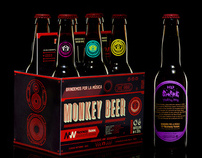 Monkey Week Indie Music Fest / Monkey Beer / Direct Mkt