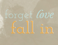 forget love… fall in coffee