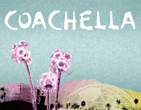 Coachella Website for Heavenspot