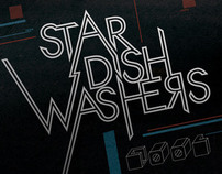 STARDISHWASHERS Project Artwork 2009