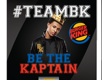 Burger King - #TEAMBK