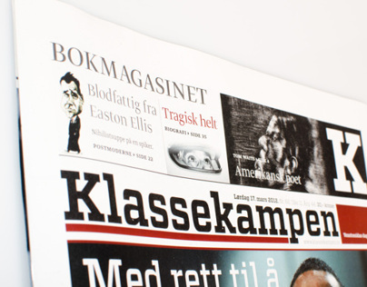 Klassekampen — Newspaper