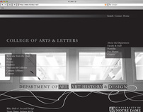 Art/Art History/Design Website