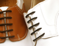Custom Golf Oxfords