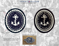 Tommy Hilfiger - Traditional Heritage Badges