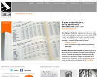 ArtesanoGroup Web Page