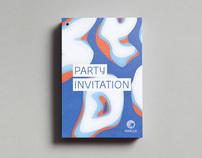 MARULK party invitation