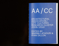 AA - City Cultures Research Cluster - 2010